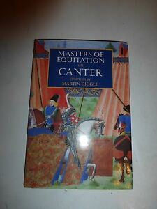 Masters-of-Equitation-on-the-Canter-Martin-Diggle-New-Hardcover-B184