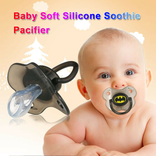 Baby Funny Novelty Pacifier BPA Free Silicone Infant Newborn Pacifier Kids C2T7