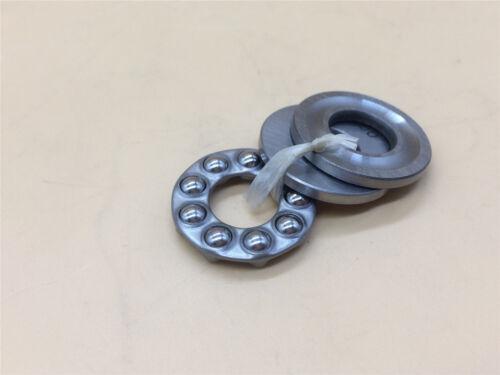 M /_ M /_ s Nouveau 10pcs Axial Butée à Billes F6-14M 6mm*14 mm*5 mm 6×14 × 5 mm