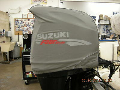 Suzuki Outboard Sunbrella Engine Cowling Cover 115A/140A 99105-65004-A