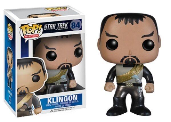 Pop  Star Trek Klingon Vinyl Figure by Funko