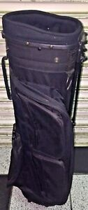 NEW-GOLF-SUNDAY-CARRY-CASE-XL-Xtra-Light-Stand-Bag-CLOSEOUT-MANY-POCKETS