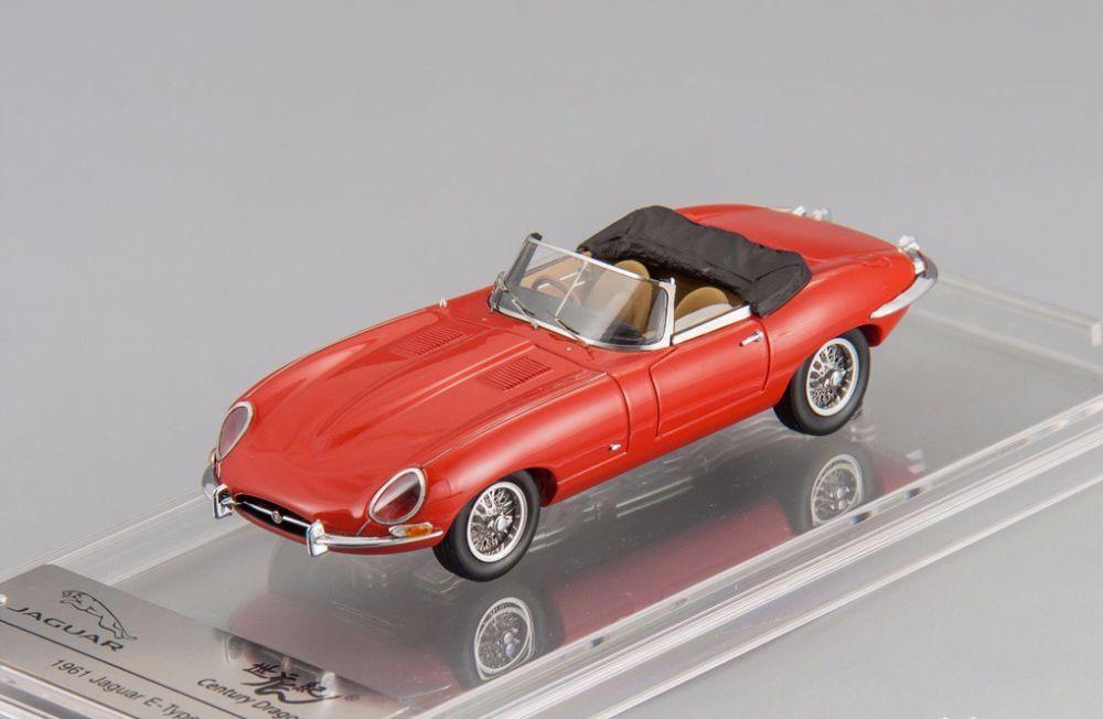 Jaguar E-TYPE SERIES 1 cabriolet 1961 1 43 Century Dragon cdjg - 1003 A
