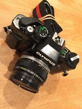 Olympus OM40 35mm SLR Film Camera With Zuiko Auto-S 50mm f1.8 lens