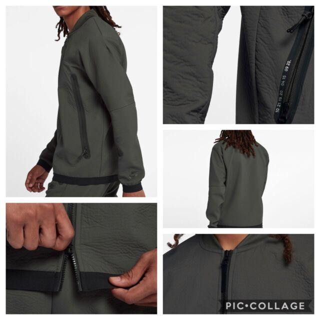 Nike Vêtements de Sport Tech Pack Homme Tissé Veste Polaire XL 928561 001 BNWT