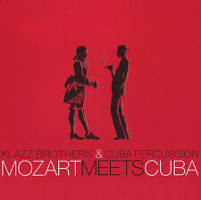 KLAZZ BROTHERS & CUBA PERCUSSION = Mozart meets Cuba = LATIN CUBAN CLASSICAL !!