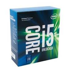 New Intel Core i5-7600K Kaby Lake Processor 3.8GHz 8.0GT/s 6MB LGA 1151 CPU w/o
