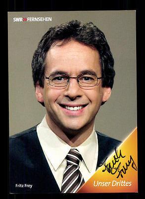 100% QualitäT Fritz Frey Autogrammkarte Original Signiert # Bc 89787 Warmes Lob Von Kunden Zu Gewinnen