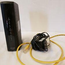 Technicolor Cable Modem/router Dpc3848ve DOCSIS 3 0 for sale