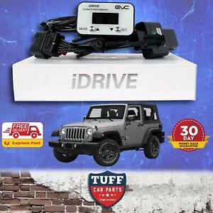 Jeep Wrangler JK 2007 - 2018 iDrive WindBooster Electronic Throttle Controller