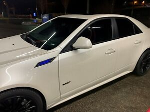 2010 Cadillac CTS V