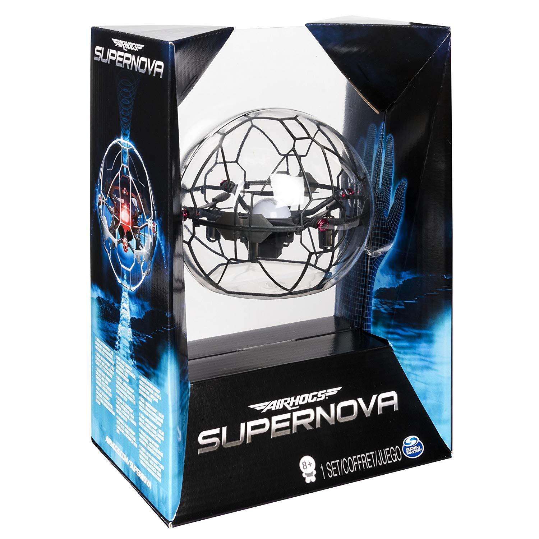 SPINMASTER AIRHOGS SUPERNOVA sfera con più di 30 evoluzioni 6044137