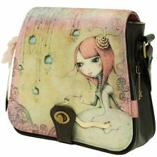 Santoro Eclectic Saddle Bag Ask Me to Dance
