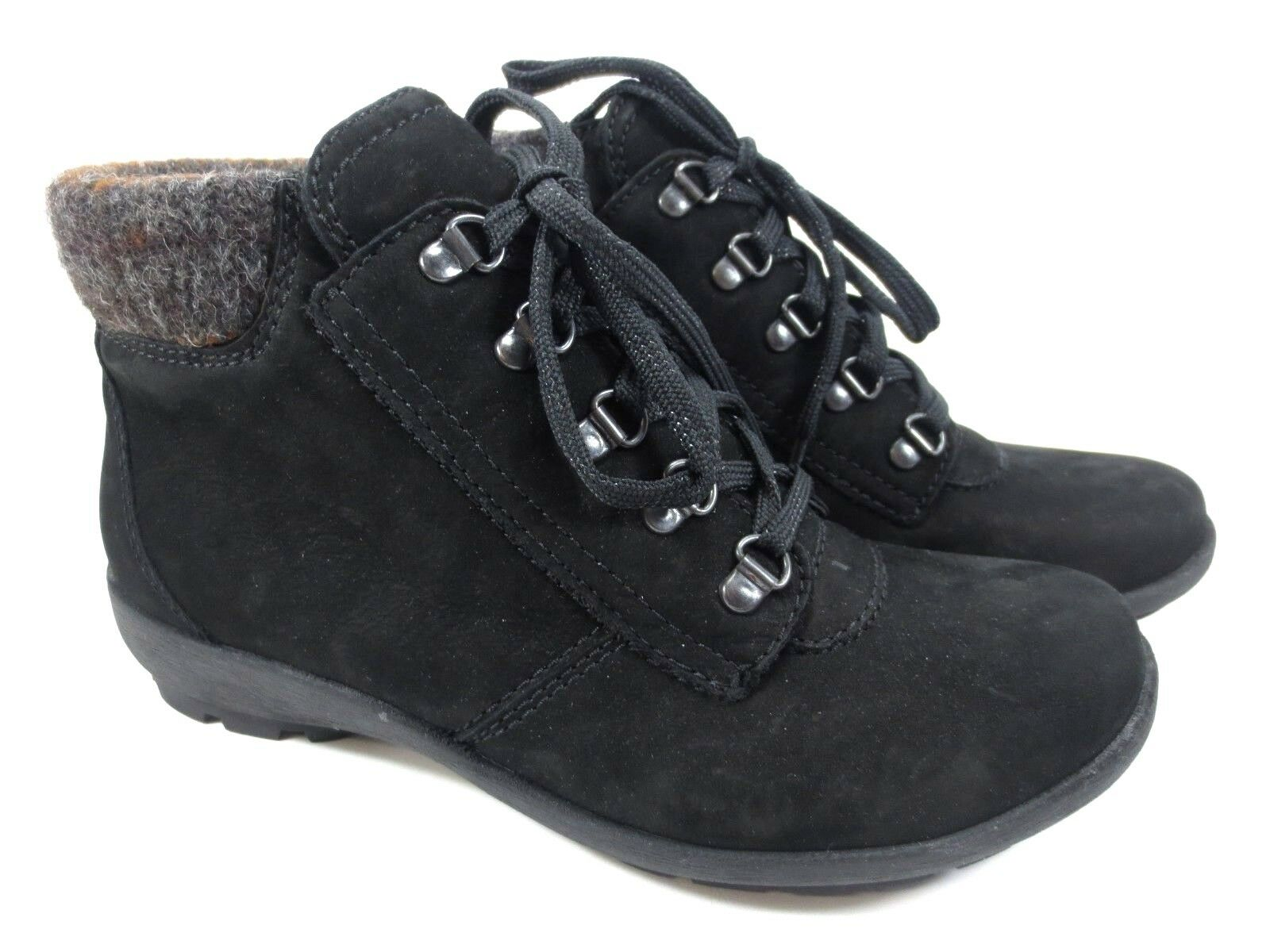 Ranger Holma Leather shoes Ankle Boots Size 37,5 UK 4,5 H 239