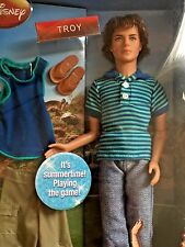 NEW 2007 Disney High School Musical 2 TROY Zac Efron Barbie Doll