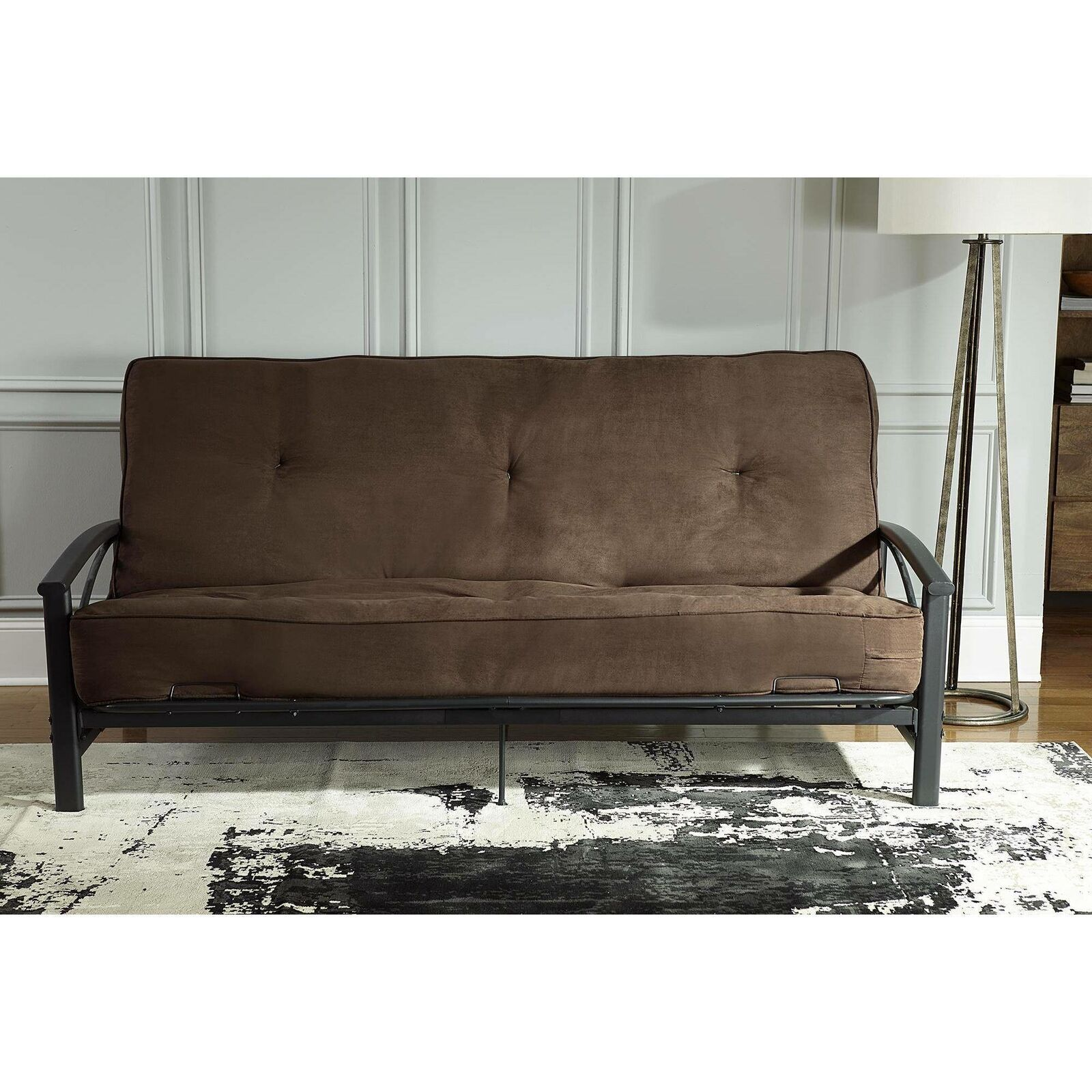 Full Size,... DHP 8-Inch Independently-Encased Coil Premium Futon Mattress