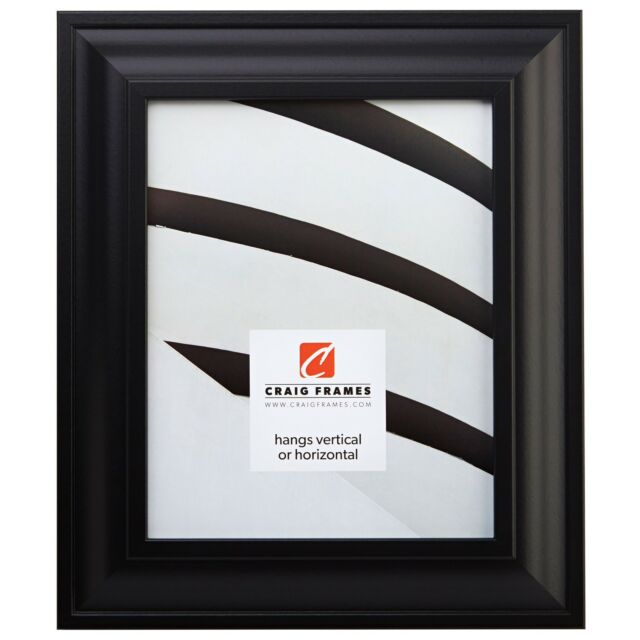 Craig Frames 21834700bk 13x19 Picture Poster Frame Smooth Finish 2 ...
