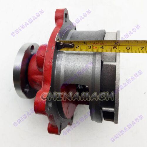 New VOE21404502 Water Pump for VOLVO D6D D7D EC140B EC210B EC240B EC290B