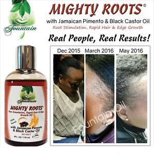 Organic Vegan Safe Hair Growth With No