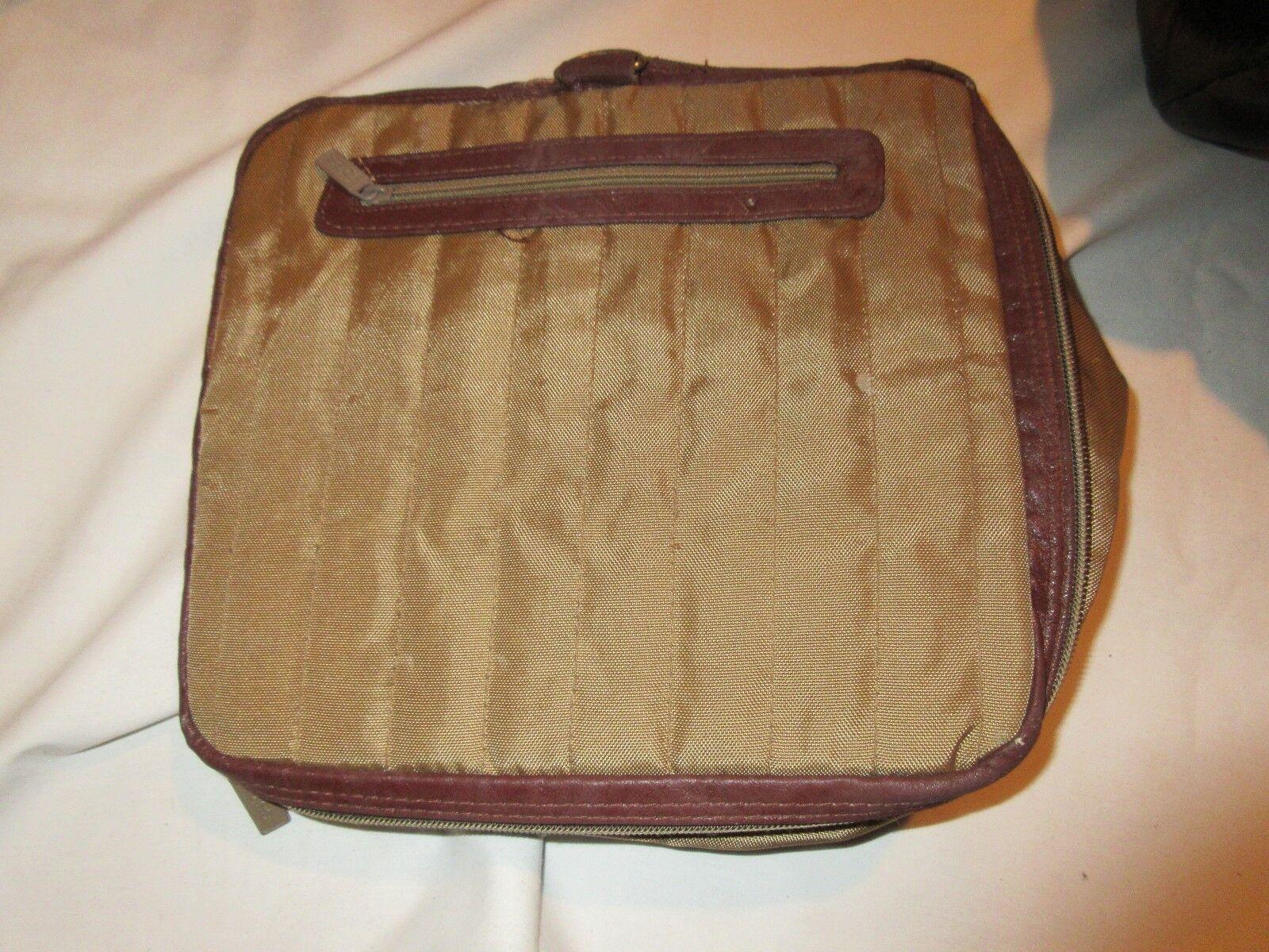 "Men's Bags, ""Totes"" Small Bag Become Larger Bag , Vinta"