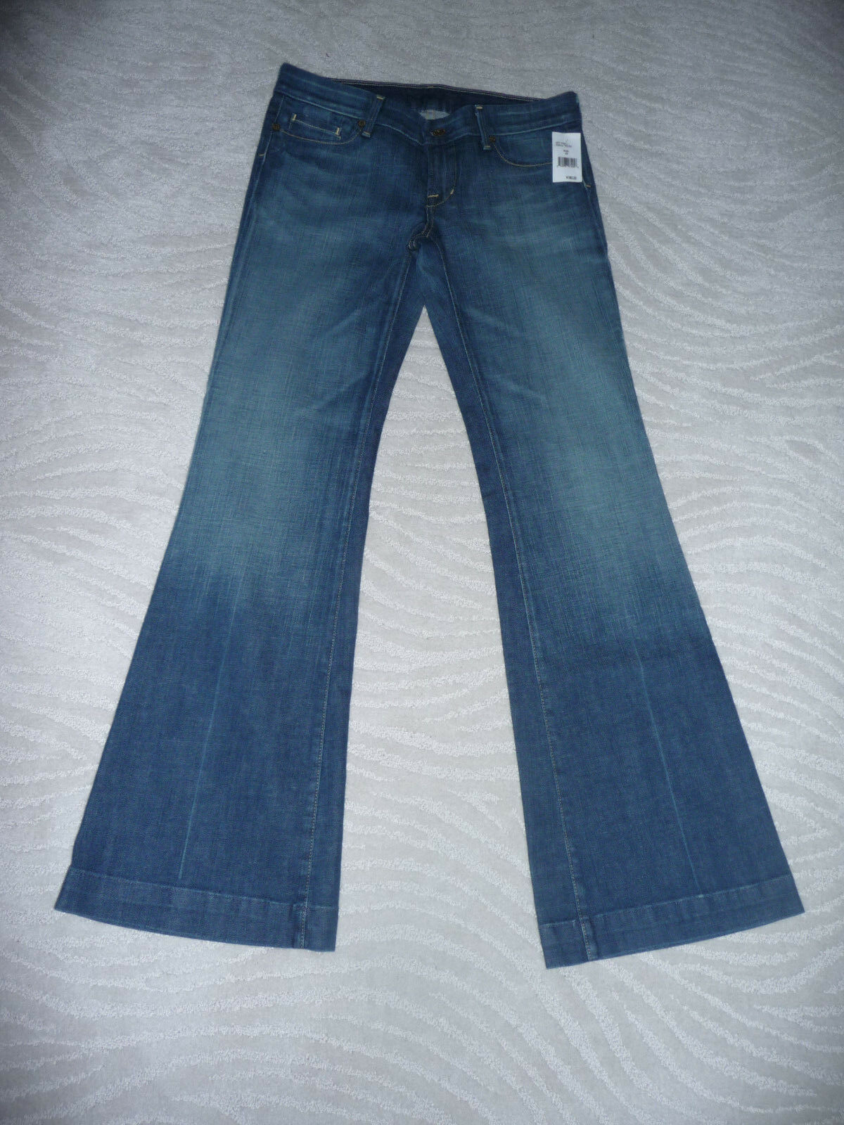 Citizens of Humanity,blueE,Low waist full leg Stretch,JEANS29De In.34  USA  180