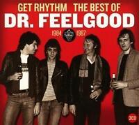 Best Of-Get Rhythm von Dr.Feelgood (2013), Digipack, Neuware, 2 CD Set
