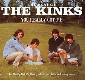 THE-KINKS-The-Best-Of-You-Really-Got-Me-CD-BRAND-NEW