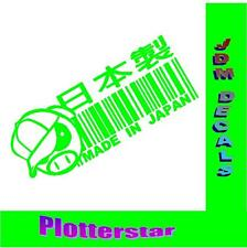Driftpig made in japan JDM Sticker aufkleber oem Power fun like Shocker
