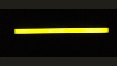 "50 12/"" Jumbo Glow Stick-Yellow"