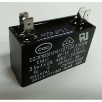 Air Conditioner Square Capacitor 6uf 450vac