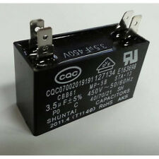 AIR CONDITIONER SQUARE CAPACITOR CBB61 1.5UF 450VAC