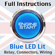 Push Start BMW E36 E46 E39 E90 E91 E92 E93 E60 E61 M3 M5 X5 Mini Cooper S Works
