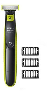 NEW! Philips Norelco OneBlade HYBRID ELECTRIC SHAVER TRIMMER QP2520 HIGH QUALITY