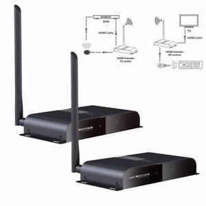 HDMI WIRELESS EXTENDER/TRANSMITTER AND RECEIVER@ANGEL ELECTRONICS, HDMI SPLITTER, HDMI SWITCH, HDMI TO VGA,HDMI OVER CAT Oakville / Halton Region Toronto (GTA) Preview