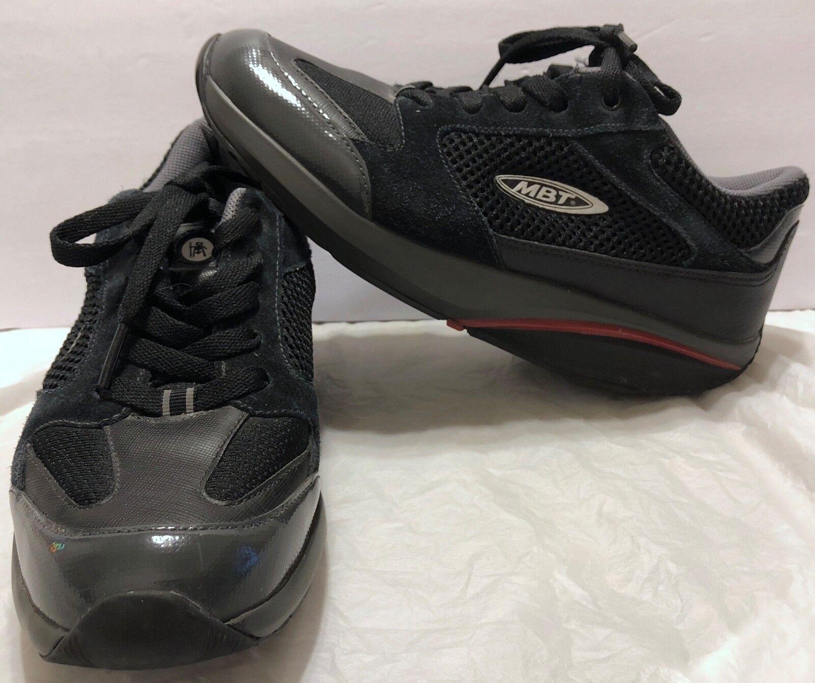 MBT Moja  noir  Lace Up  Chaussures