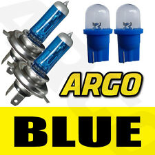 H4 XENON ICE BLUE 55W 472 HEADLIGHT BULBS YAMAHA FZS 1000 (RN061)