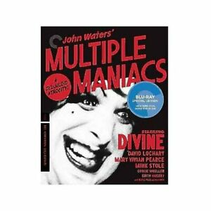 Multiple-Maniacs-Blu-ray-New-DVDs