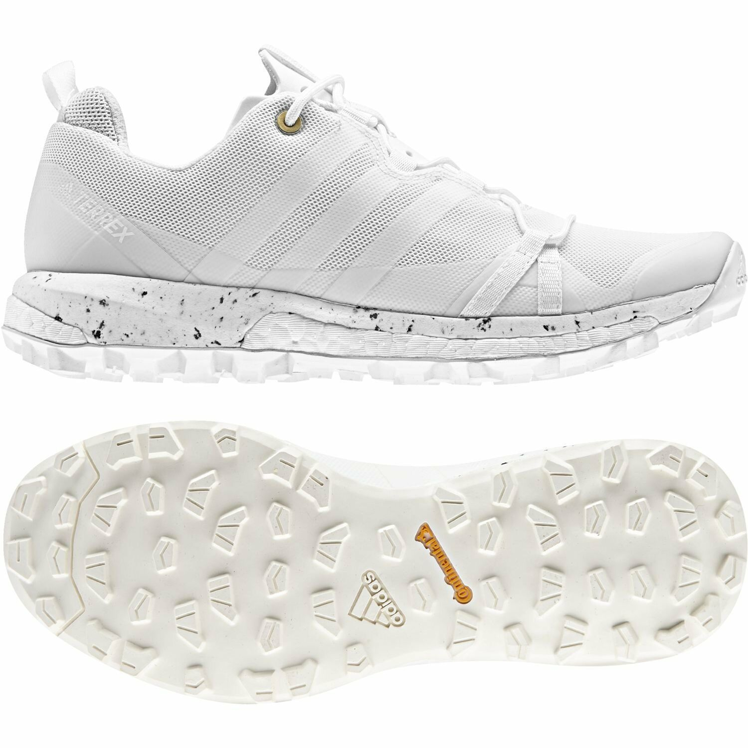 7c0fdefac9 adidas Terrex Agravic Boost Hiking Trail Women's Shoes Size US 9 White  Cq1734