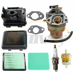 carburetor for honda gcv135 gcv160 carburettor air filter cover fuel