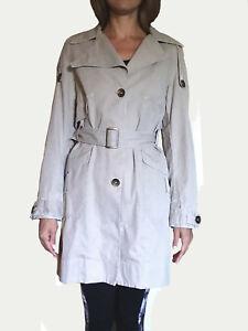 Trench M Sixty Women's Miss Coat Size New 70qz0RUx