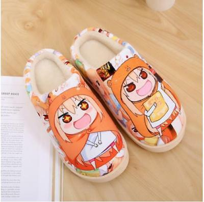 Himouto! Umaru-chan Anime Hausschuhe Pantoffeln Slippers Schuhe Canvas unisex
