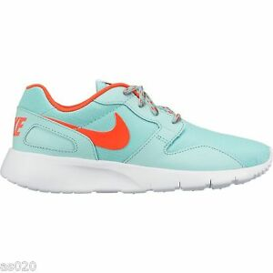 Nike Kaishi Gs (roshe Run Style) Junior Chaussures Course Filles Formateurs Mint 3-51/2-afficher Le Titre D'origine