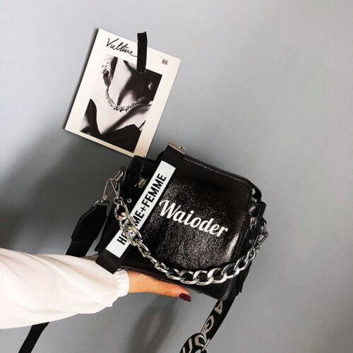 Frauen Reisetasche PU Leder Kleine Umhängetasche Handtasche Schultertasche Mode