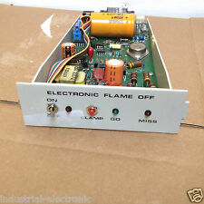 HUGHES  WIRE BONDER MACHINE , ELECTRONIC FLAME OFF POWER SUPPLY