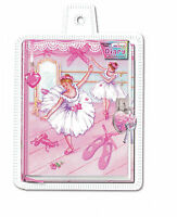 Diary Ballerina Beauties With Lock & Keys
