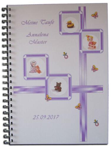 Festzeitung Taufe Taufzeitung # Kreuz Taufgeschenk Pate Taufbuch Karte Einladung