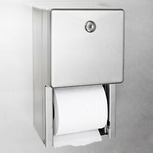 Bobrick B 2888 Multi Roll Toilet Paper S S Dispenser With