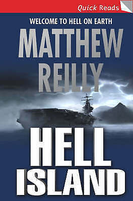 1 of 1 - Hell Island (The Scarecrow series), Reilly, Matthew, Very Good Book
