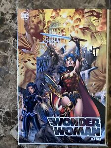 Wonder Woman #750 Jim Lee Variant NM+ DC Comics 2020 Torpedo Comics