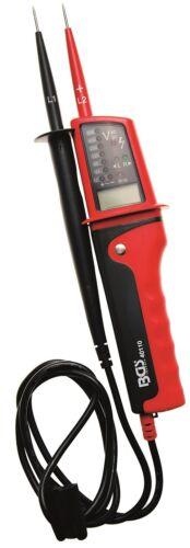 BGS Digitaler Spannungsprüfer LCD Digitalanzeige Stromprüfer 24-690V Volt Strom